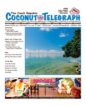 Coconut telegraph